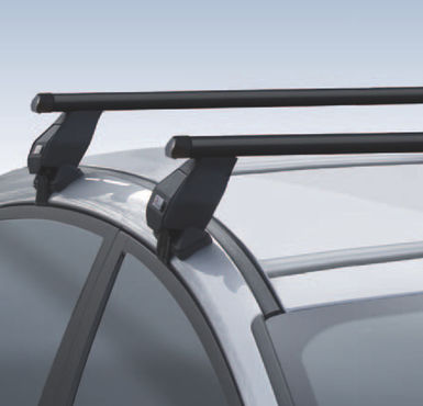 /à partir de 2010 Barres de Toit ALU Ford C-Max II 5 Portes