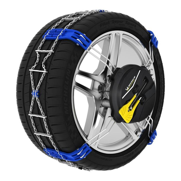Chaînes à neige Frontales Michelin FAST GRIP n°100 Taille:185/80-15